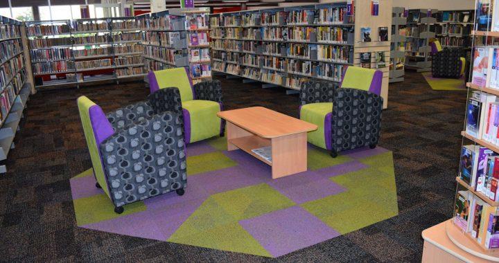 Library refurbishment