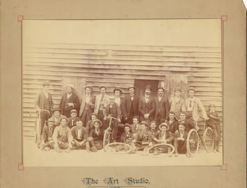 Bicycle group